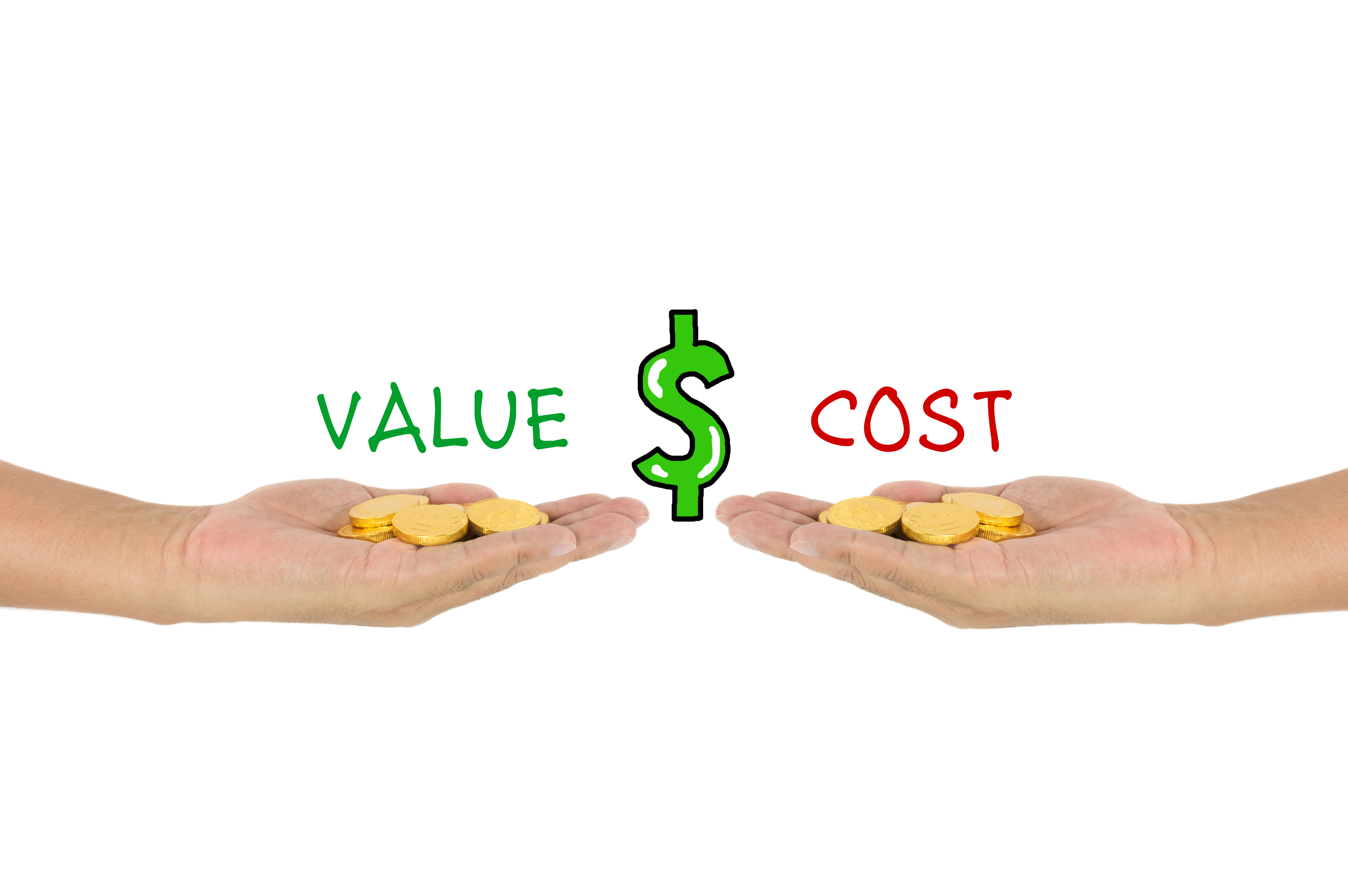 Cost vs value v2